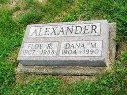 Floy R <i>Thatcher</i> Alexander