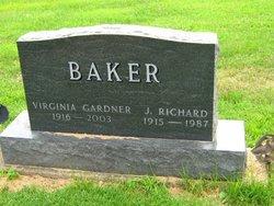J. Richard Baker