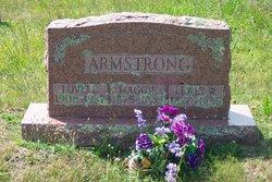 Maggie <i>Jones</i> Armstrong