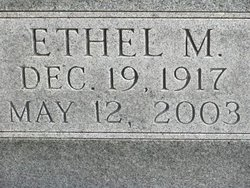 Ethel M <i>Ratcliff</i> Alt