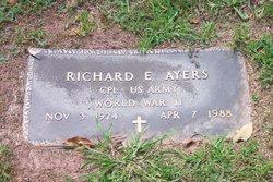 Richard E. Ayers