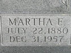 Martha E <i>Judy</i> Alt