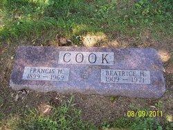 Beatrice Hazel Cook