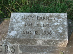 Lucy <i>Barnes</i> Waters