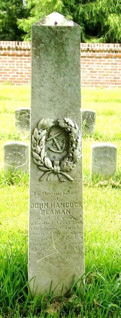John Hancock Seaman