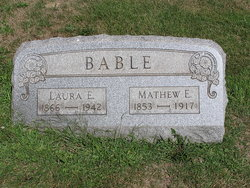 Laura E. <i>Bryarly</i> Bable