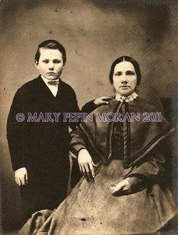 Martha Jane Patsey <i>McClary</i> Shumate