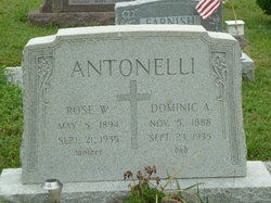 Dominic A Antonelli