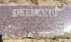 George Washington Garland