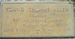 Young Thomas Allen