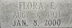 Flora Ethel <i>Jones</i> Griffin