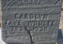Carolyn F. Woulfe