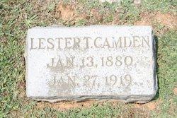 Lester T Camden