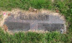 Mary <i>Luther</i> Hannan