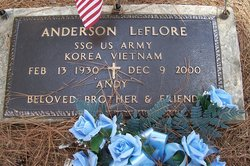 Anderson Andy LeFlore