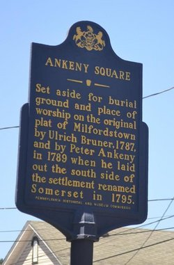 Ankeny Square Burial Ground
