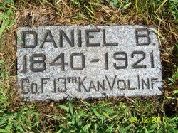 Pvt Daniel Butcher Anderson