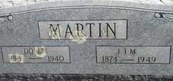 Dollie Leota <i>Gist</i> Martin