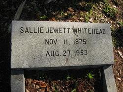 Sallie Blount <i>Jewett</i> Whitehead