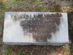 Thomas Lane Jewett