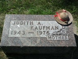 Judith Ann Kaufman