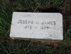 Joseph William James