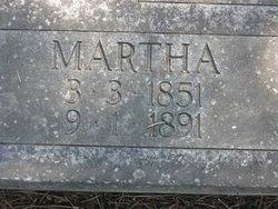 Martha Jane <i>Chenoweth</i> Alexander