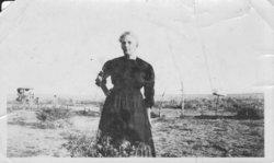 Julia Margaret <i>Quarles</i> Tefertiller
