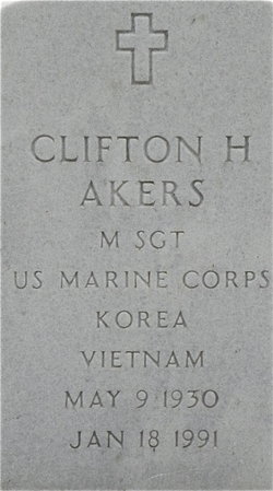 Clifton Henry Akers