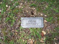 Julia Whitney