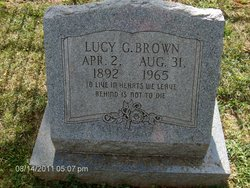 Lucy Greer <i>Dillon</i> Brown