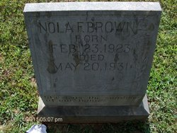 Nola F. Brown