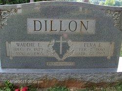 Waddie Ezekiel Dillon