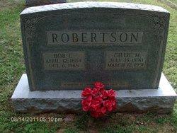 Gillie M. Robertson