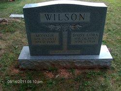 Cora Daisy <i>Dillon</i> Wilson