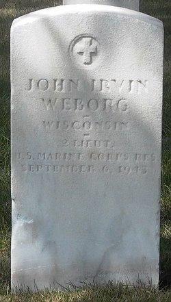 John Irvin Weborg
