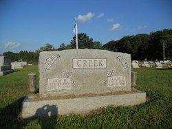 Arta M <i>Stephens</i> Creek