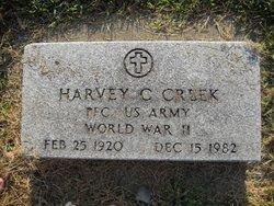 Harvey Cecil Creek