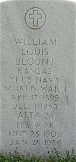 William Louis Blount