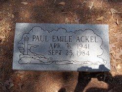 Paul Emile Ackel