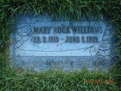 Mary Ann <i>Rock</i> Pugh