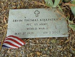 Ervin Thomas Kirkpatrick