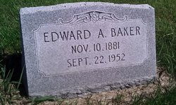 Edward Arthur Baker