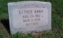 Esther Anna <i>Black</i> Baker