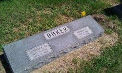 Florence Matilda <i>Peterson</i> Baker