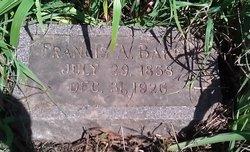 Francis Asbury Baker