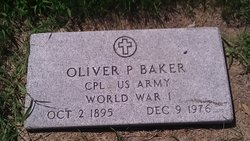 Oliver Perry Baker