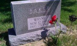 Wayne Baker