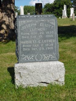 Joseph Elliott Luther