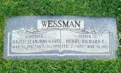 Henry Richard Emanuel Wessman